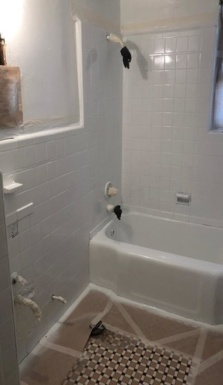 Bathtub Refinishing | Tub Reglazing | Philadelphia Tub Reglazing